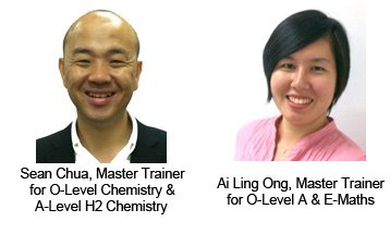 chemistry and maths tutor