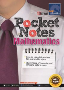 O-Level Pocket Notes Elementary Mathematics by Ai Ling
