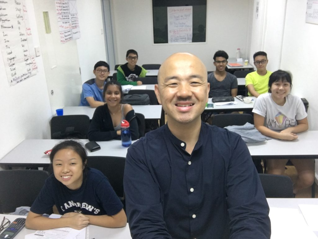 A-Level H2 Chemistry Tuition Singapore Friday Class Photo