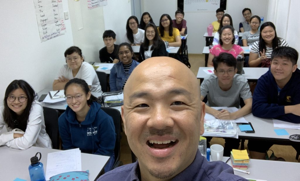 Sec 3 Sec 4 O-Level Pure Chemistry Weekly Tuition Class Photo