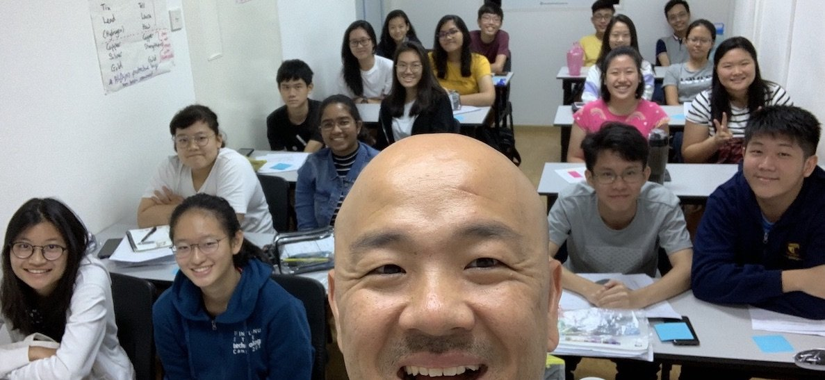 O Level Chemistry IP Chemistry A Level H2 Chemistry Tuition Class Group